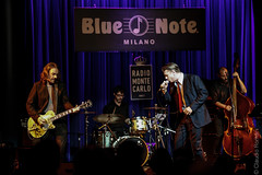 CousteauX @ Blue Note Milano 31-05-2016