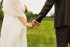 Hochzeitsfotografie - Brautshooting von Anja & Sven