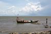 Kampot, Cambodia (Quench Your Eyes) Tags: travel beach boat fisherman asia cambodia southeastasia village fishingboat biketour kampot fishermanboat