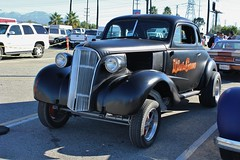 Mooneyes X-Mas Party 2015 (USautos98) Tags: chevrolet chevy hotrod custom streetrod 1937 gasser