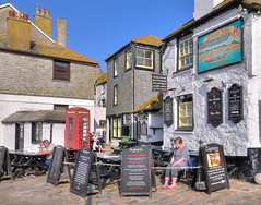 The Sloop Inn, St Ives, Cornwall (Baz Richardson) Tags: architecture buildings cornwall pubs stives inns sloopinn medievalbuildings