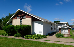Saint James African Methodist Episcopal Church, Monmouth, Illinois (Blake Gumprecht) Tags: black illinois monmouth africanamerican ame stjames collegetowns saintjamesafricanmethodistepiscopalchurch
