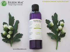 Oil-Free Makeup Remover (for Face & Eyes) (EileenMaiBeauty) Tags: natural clear organic greentea remover refresh toner skincare cleaser chamollie