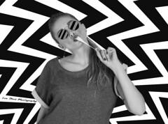 Zig Zag (Keltron - Thanks for 8 Million Views!) Tags: tatyana zigzag prettygirl sexy sexygirl blackandwhite chewinggum hotgirl ukrainiangirls ukrainegirls