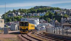 IMG_0787-1 (Nimbus20) Tags: travel holiday sunshine train scotland highlands edinburgh diesel first steam oban fortwilliam caledonian