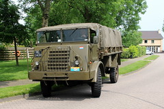 1955 DAF YA 314 (Davydutchy) Tags: netherlands truck army ride military may nederland hobby voiture lorry vehicle 314 frise rit heer convoy paysbas ya friesland armee leger niederlande militr daf reenacting lkw 2016 frysln militair frisia rondrit langweer tocht langwar kolonne poidslourd legervoertuig legergroen ya314