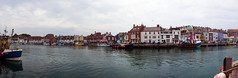 Weymouth 2 (Rui Nuns) Tags: weymouth harbour oldharbour houses waterfront dorset uk unitedkingdom england town city cloudy water sea ruinunes fujifilms6500 quay