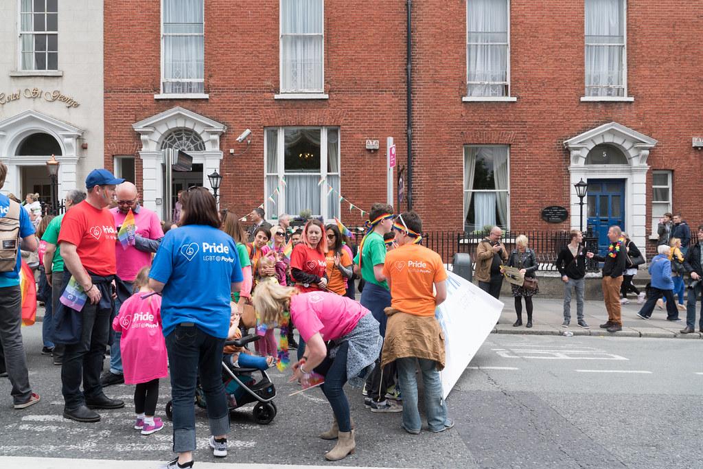 PRIDE PARADE AND FESTIVAL [DUBLIN 2016]-118174