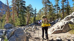 20160625_075932 (lovz2hike) Tags: lovz2hike duck lake pass trail barney pika mono county mammoth lakes coldwater campground fishing hiking backpacking wonderlust fresno inyo sierra nevada john muir wilderness