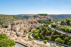 Ragusa Ibla (Foreign17) Tags: old ancient city town ragusa ibla sicily italy sicilia italia viewpoint bella hills nikon d7100 1685 1685mm lightroom lightroomcc nik