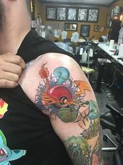 Lil Pokemon jammer.