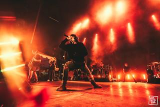 25/06/2016 - Bring Me The Horizon at Amnesia Rockfest // Shot by Lori Gutman