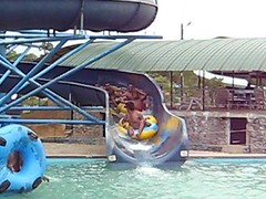 Leisure world theme park