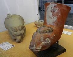 ceramica Museo Arqueologico Nacional Teheran Iran 53 (Rafael Gomez - http://micamara.es) Tags: ceramica museum de iran persia historic national e museo tehran archaeological  nacional  teheran irn histrico    arqueolgico   tehern