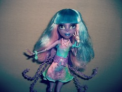 You got to know how to treat me like a lady (MyMonsterHighWorld) Tags: monster river high student doll grim reaper ghost haunted spirits mattel 2015 styxx