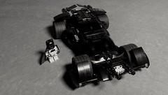 New Lego Batman and Batmobile (ala Batman v. Superman) (C4LL1DUS) Tags: