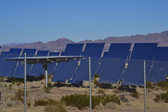 Ivanpah Solar Power Facility (ATOMIC Hot Links) Tags: california usa sun southwest energy power nevada calif burn heat electricity sunburn cooked powerstation baked volts halfbaked mojavedesert stateline solarpower solarenergy bugzapper towerofpower sanbernardinocounty energysaver megawatt californiamojavedesert solarthermalpower ivanpahsolarelectricgeneratingsystem solarpowertowers