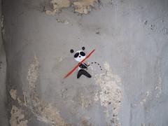 No panda piss (TedLundberg) Tags: ted lundberg tallin2014kryssning