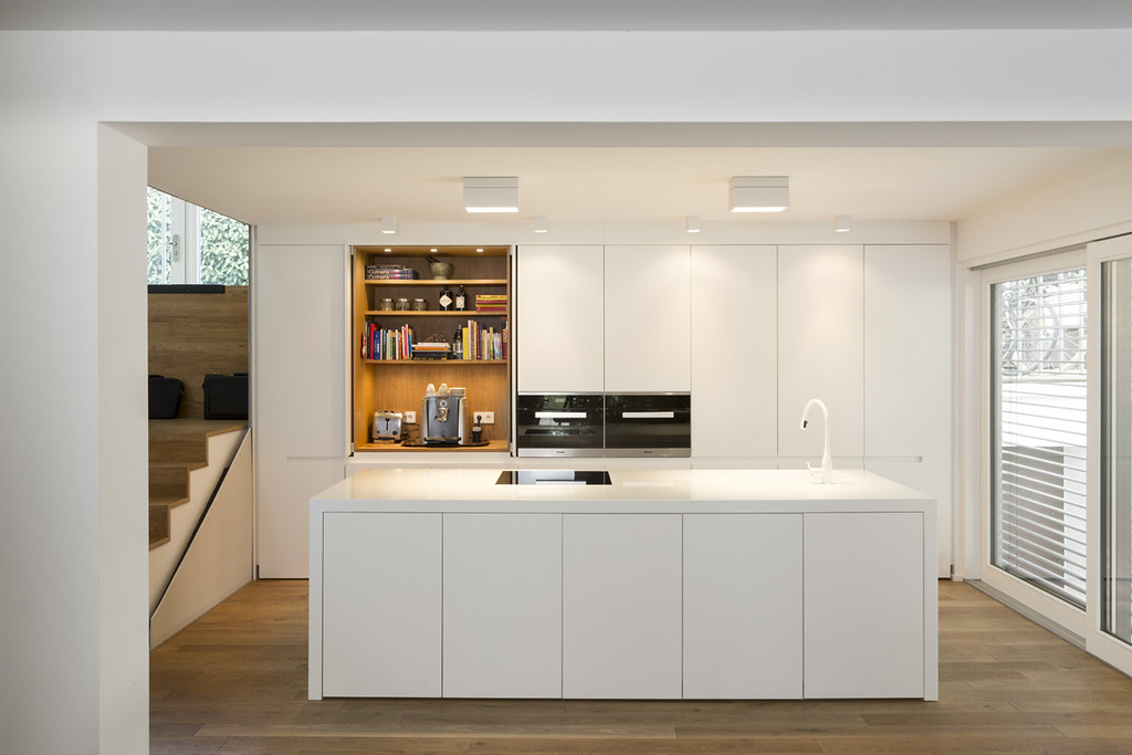 095_036 (mo+) Tags: White Kitchen Architecture Germany Deutschland Oak  Arquitectura Frankfurt Interior Mo