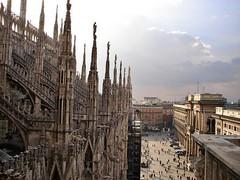 867169415956603 (manaarevalos2536) Tags: italy milan church topf25 topf50 be years marble duomo 500 milo mrmore 3000v120f fiinished