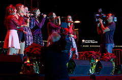 Cimorelli 11/08/2014 #5 (jus10h) Tags: show california lighting christmas music tree mall shopping la losangeles concert nikon commerce citadel live gig amp center celebration event annual fm 13th outlet premium outlets 971 2014 d610 fox11 cimorelli