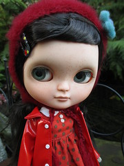 I am SO happy with Gigi now she is a keeper! (Gothic Pixie) Tags: icy custom arker