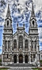 Santo Tomás de Canterbury (Avilés) (Konieq) Tags: monumentos iglesias avilés