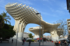 LAS SETAS DE SVQ (9) (DAGM4) Tags: sevilla andalucia españa spain europa 2015 seville city urban europe parasol metrosol lassetas