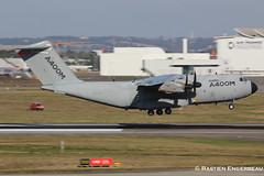 EC-402 - Airbus Dfense and Space A400M - CN 002 (Bastien Spotting Aviation) Tags: cn space airbus bastien 002 dfense a400m ec402 engerbeau
