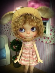 """"""" Tomato """" my second blythe is coming home...."""