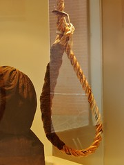 Noose (mikecogh) Tags: museum rope knot prison jail hanging macabre noose adelaidegaol