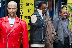 Mannequins (Josh Haw) Tags: uk colour london mannequins streetphotography bricklane