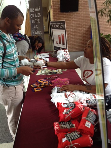 World AIDS Day 2014 - USA: Jackson, MS