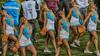 Scenes From USC v UCLA: Cheerleaders (Steve Mitchell Gallery) Tags: football cheerleaders ucla usc bruins rosebowl ncaa pompoms trojans collegefootball