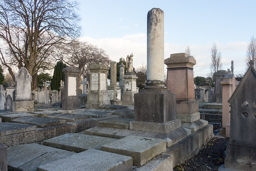 Mount Jerome Cemetery & Crematorium is situated in Harold's Cross Ref-100424