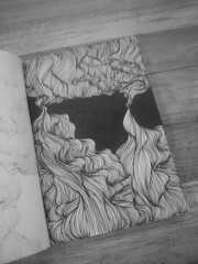 (Sama0s) Tags: art ink drawing doodle artists doodles drawn challenge 30day zentangle zentangles