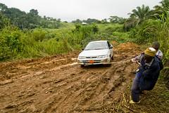 Strasse in Westkamerun#Infrastruktur