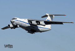 IL-76MA (Jaryd Stock Photography) Tags: flying aviation flight cargo il76 212th