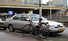 1996 Alfa Romeo 164 2.0 Twin Spark (rvandermaar) Tags: 1996 twin alfa romeo 164 alfaromeo spark alfa164 alfaromeo164 sidecode5 npng86