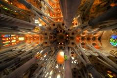 La Sagrada Familia (Sabreur76) Tags: barcelona españa church temple spain catalonia unescoworldheritagesite gaudí catalunya sagradafamilia espagne hdr cataluña vicenç espanya catalogne sacredspaces feliú tamron18270 sabreur76 vicençfeliú nikond7000