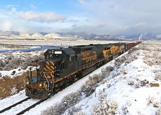 The Dirt Train