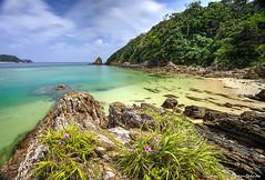 Northern Okinawa Coastal view (kijimuna.) Tags: sea beach rock japan canon coastal  okinawa    eos6d