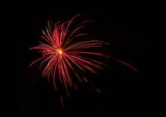 Fireworks (Matthew Douglass) Tags: november red sky white holiday colour green night fire skies sheffield explosion firework bonfire rocket date explosions spark blast explode fifth ~explosions