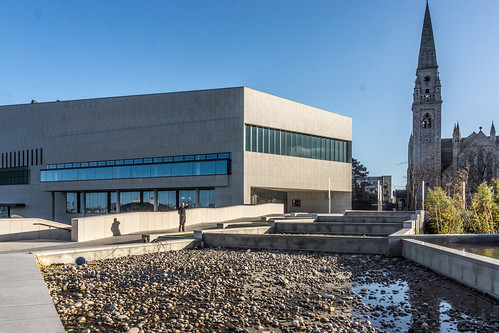 New Public Library In Dun Laoghaire, Officially Called DLR Lexicon Opened To The Public Today And It Is Worth Visiting Ref-100560