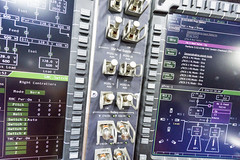 Right Orion Control Panel