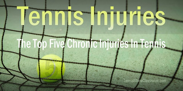 Thumbnail for The Top Five Chronic Tennis Injuries