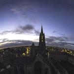 Basilique Notre-Dame du Folgoët - Le Folgoët (Finistère) - Parrot Bebop Drone thumbnail