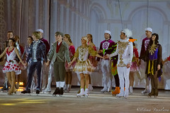Johnny Weir,Irina Slutskaya,Evgeni Plushenko,Brain Joubert,Katarina Gerdoldt (Elena Vasileva /  ) Tags: figureskating iceshow johnnyweir thesnowking