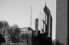 Prudential Plaza (Doctor Christopher) Tags: chicago chicagoil twoprudentialplaza prudentialplaza oneprudentialplaza