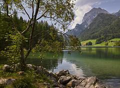 L1004420 - Ramsau, Hintersee und Mhlsturzhrner (Max-Friedrich) Tags: bayern bavaria natur hintersee ramsau berchtesgadenerland leicam8